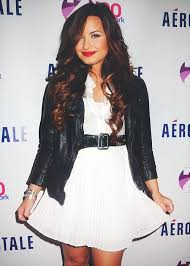lovato white dress