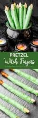 pretzel witch fingers homemade hooplah