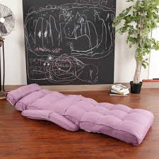 lavender floor sofa chair recliner with armrest for floor seating