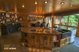 log home interior pictures golden eagle log and timber homes log home cabin pictures