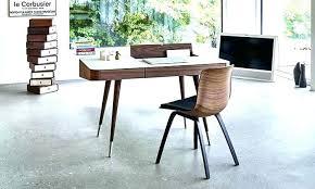 bureau original design chaise bureau original gamer petit design bois