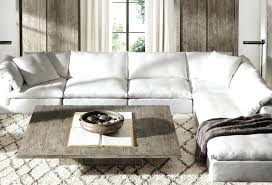 Sofa Restoration 100 Restoration Hardware Maxwell Sectional Leather Sofa
