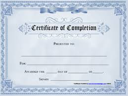 sample certificate for internship completion choice image