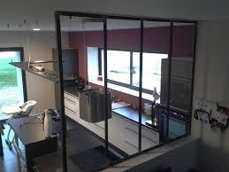 verriere dans une cuisine verrière design lyon verrière villefranche calade design