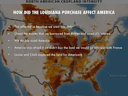 Map Of The Louisiana Purchase by Presentation By Albertbaca77