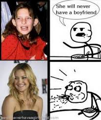 She Will Never Have A Boyfriend Meme - guy eating cereal meme kappit