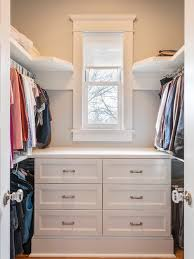 drawers for closet storage ideas