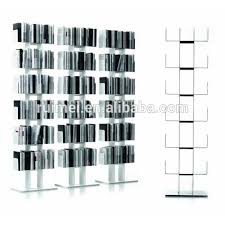 Sapiens Bookshelf Newest Standing Modern Metal Sapien Bookcase Buy Sapien Bookcase