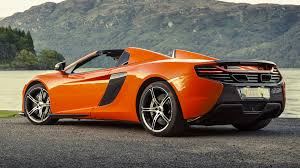 orange mclaren wallpaper mclaren 650s spider 2014 uk wallpapers and hd images car pixel