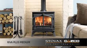 stovax u0026 gazco fires and stoves range overview youtube
