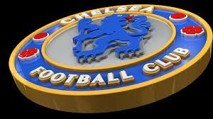 Chelsea Logo Chelsea Logo Logo Chelsea Logo 3d Cgtrader