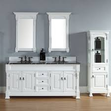 bathrooms design showy tv bathroom sinks sink cabinets vanities