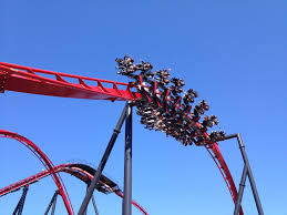 Six Flags Great America Jobs Six Flags Great America Previews X Flight Amusement Today