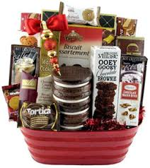 canadian gift baskets christmas gift baskets gifts glitter gift baskets