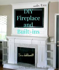 how to build a faux fireplace zookunft info