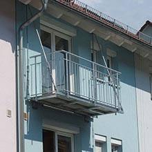 kosten balkon anbauen vorstellbalkon statisch eigenständig kostengünstig