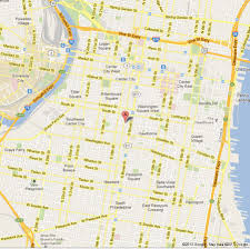 Google Maps New York by Philadelphia Known As Philly World Easy Guides Maryland Map