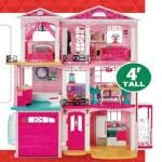 barbie house black friday barbie dreamhouse for 88 50 at h e b