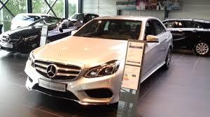 Mercedes Benz E Class 2014 Interior Mercedes Benz E Class 2014 In Depth Review Interior Exterior Youtube