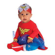 12 Months Halloween Costumes Dc Comics Woman Onesie Infant Halloween Costume Size 6 12