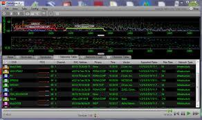 wi spy scanner för wlan visar även störningskällor sida 1