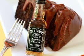 jack daniels cake with jack daniels fudge frosting