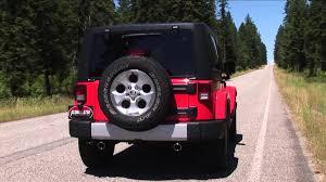 jeep wrangler performance exhaust 2012 2015 jeep wrangler jk performance exhaust system kit