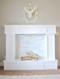 20 unique fireplace decor ideas that don u0027t require a flame brit co