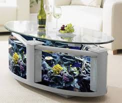 Aquarium Coffee Table Oval Fish Tank Coffee Table Home Is Where The Pinterest Stylized