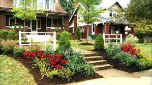 Front Garden Fence Ideas Simple Garden Fence Ideas Madebyni Co