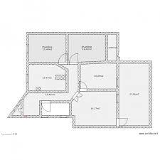superficie chambre superficie chambre f4p plan 8 pièces 93 m2 dessiné par boudhi