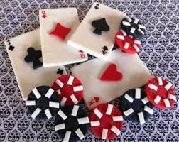 Poker Party Decorations Poker Party Etsy