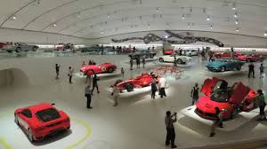 enzo ferrari museum ferrari museum maranello and modena youtube