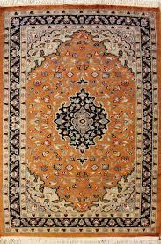 3x6 Rugs 2x5 U00277 Rug Pak Persian Design Handmade Pak Persian Silk And