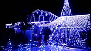 best christmas lights in fountain valley california youtube