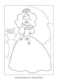 bunch ideas colouring images princesses proposal