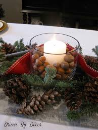 christmas handmade table decorations u2013 decoration image idea
