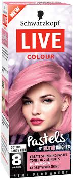 coloured hair for 2015 grand schwarzkopf live colour live colour pastels by ultra brights