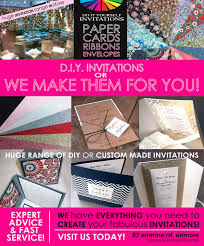 do it yourself invitations idesign print