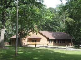 mounds state park in anderson indiana the pavilion on the