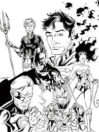 the dcnu justice league by wheels9696 on deviantart