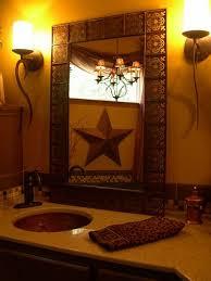 Rustic Texas Home Decor Rustic Master Bathroom Flickr Photo Sharing Texas Star Bathroom