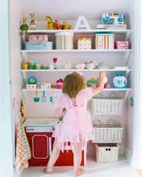 interior design enchanting kids play room storage with girls