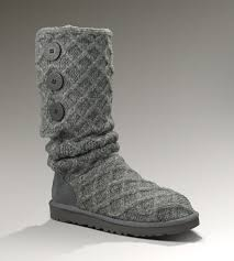 womens ugg knit boots the womens ugg lattice cardy is made of a heathered merino wool