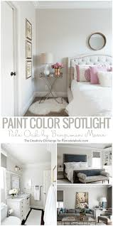 benjamin moore light gray colors remodelaholic color spotlight benjamin moore pale oak