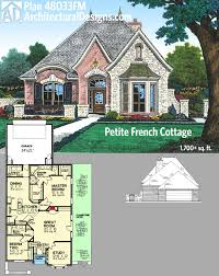 house plans cottage style modern jack arnold one story house plans designs french country