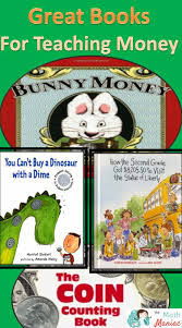 check out these great books for teaching students about money