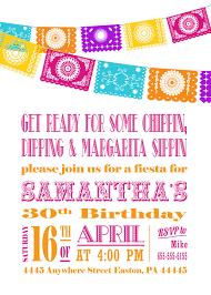 fiesta birthday invitations u2013 gangcraft net