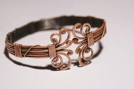 copper bangle bracelet images 258 best copper bracelets images copper bracelet jpg