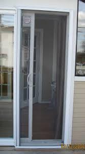Screen Doors For Patio Doors Retractable Screen Doors For Sliding Patio Doors Patio Doors And